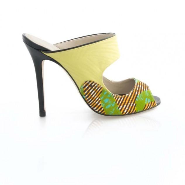 MO SAIQUE shoes © MO SAIQUE