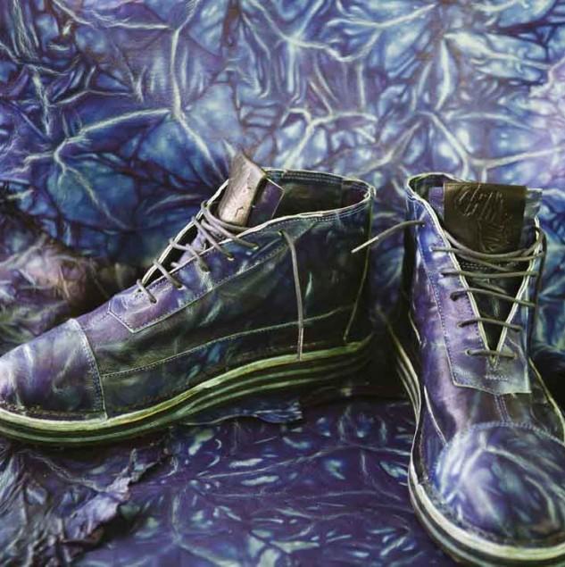 Camper boots part of its