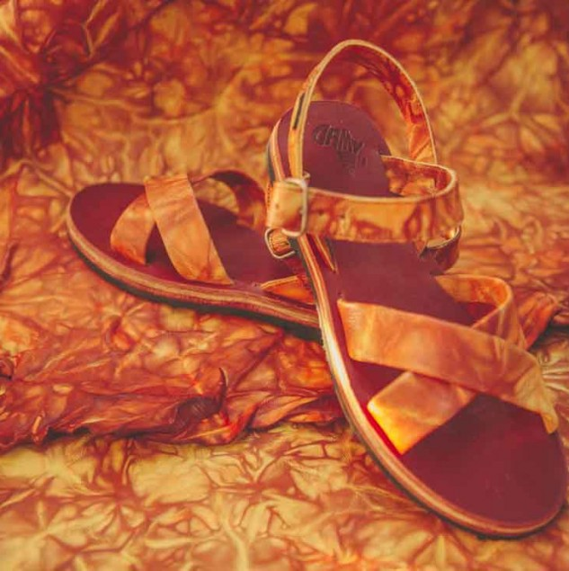 Camper x EFI sandals made by artisans in Ethiopia © ITC Ethical Fashion Initiative & Louis Nderi