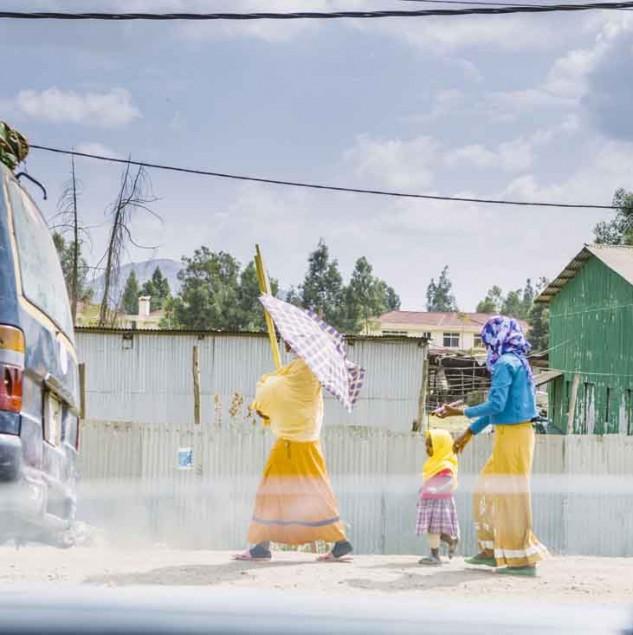 Life in Ethiopia © ITC Ethical Fashion Initiative & Louis Nderi