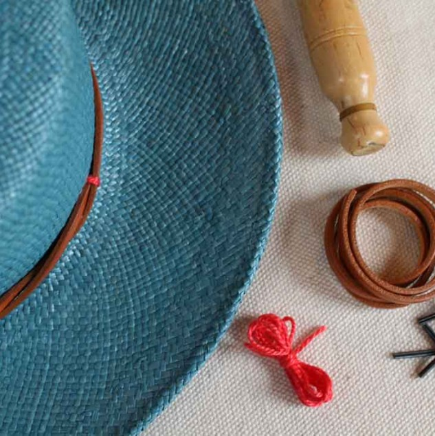 The art of hat making with Yestadt Millinery © Yestadt Millinery