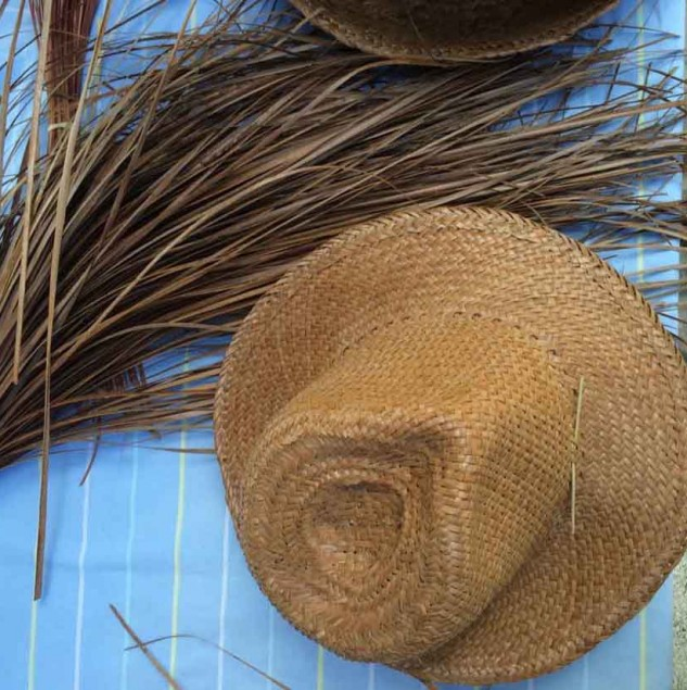 Hat making in Haiti © Yestadt Millinery